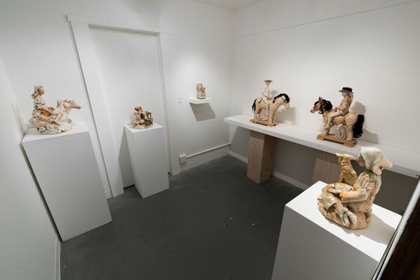 Cary Weigand, installation view