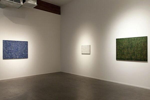 Steven Steinman | Sparks & Showers, installation view