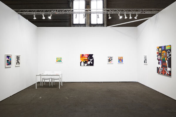 Over the Influence at UNTITLED, ART San Francisco 2020, installation view