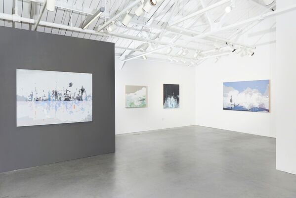 Florascape, installation view