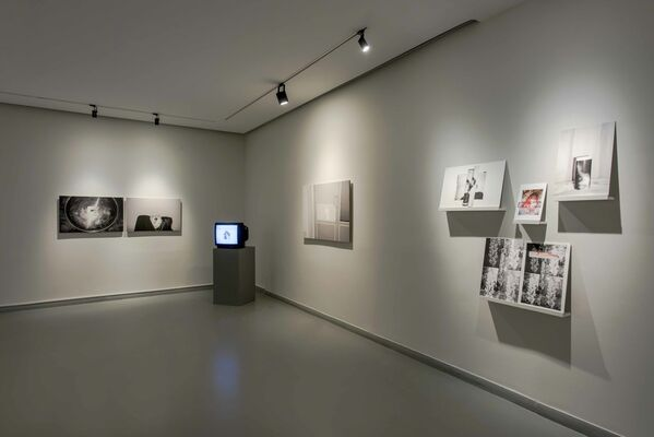 Constructed, installation view