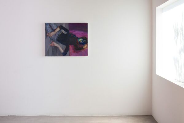 The Splits, installation view