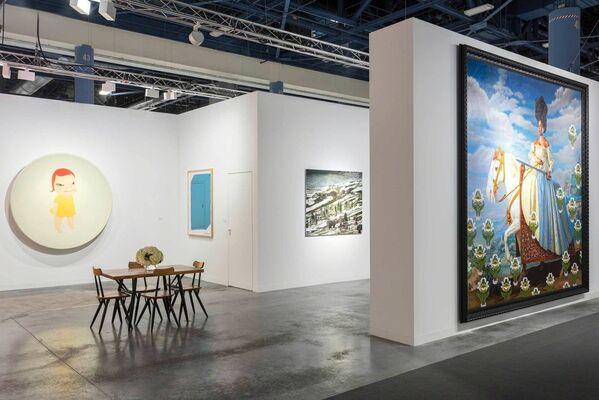 Stephen Friedman Gallery at Art Basel in Miami Beach 2016, installation view
