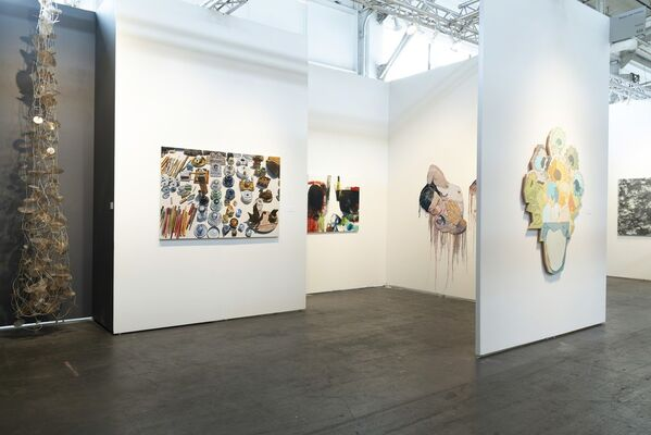 Russo Lee Gallery  at Art Market San Francisco 2018, installation view