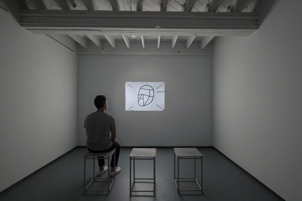 Thomas Bayrle: One Day on Success Street, installation view