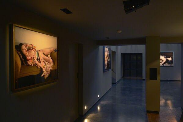 Araki, installation view