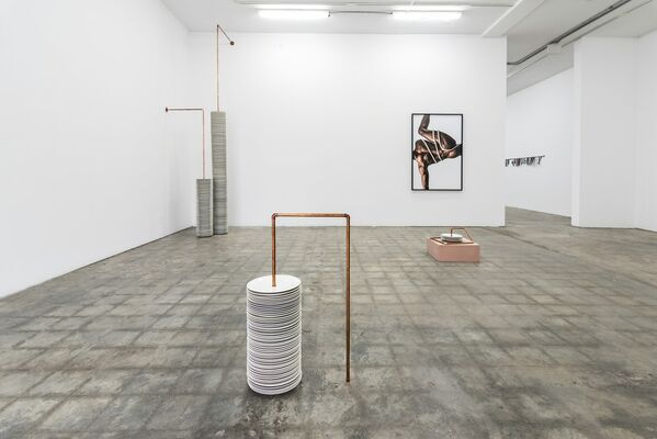 For Here or to Go, installation view