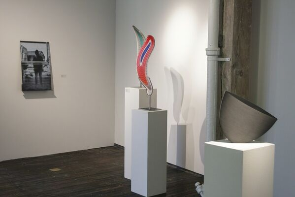 Traver Gallery 40th Anniversary, installation view