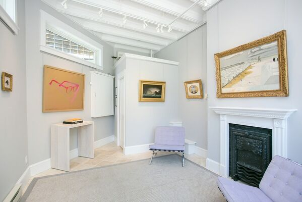 Sand & Sea, installation view