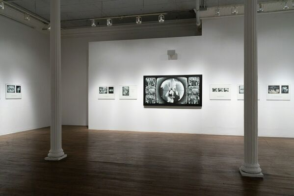 9/11 The Collapse of Conscience, installation view