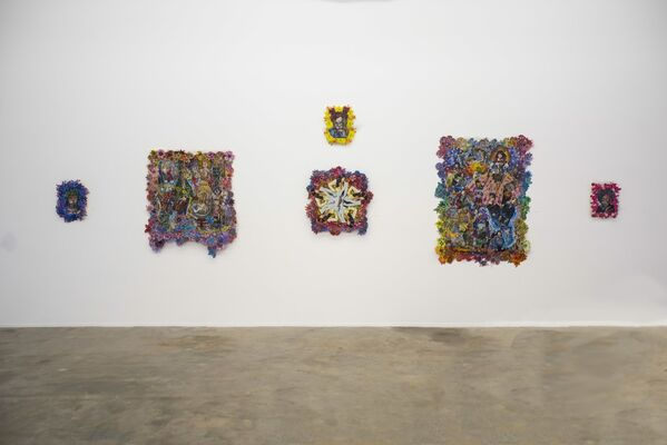 FANGIRL, installation view