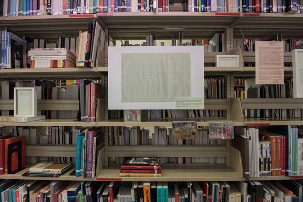 Shilpa Gupta: That photo we never got, installation view