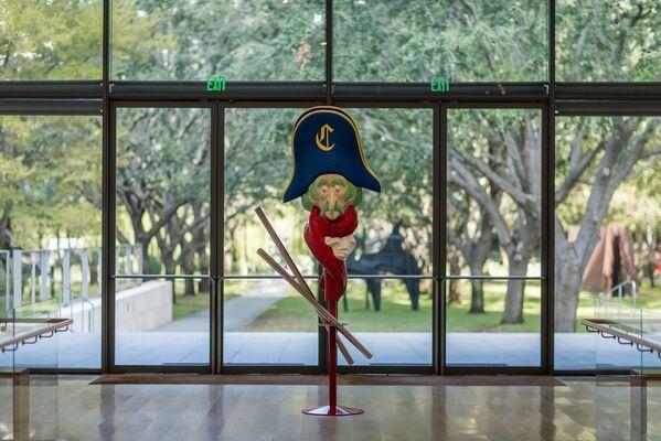 Kathryn Andrews: Run for President, installation view