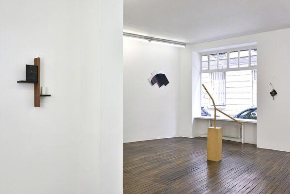 LISA BECK + RAINIER LERICOLAIS, installation view