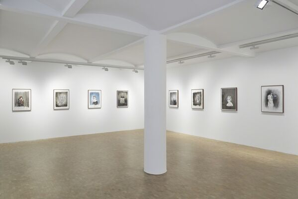 Rachel Goodyear: Approaching the Surface, installation view
