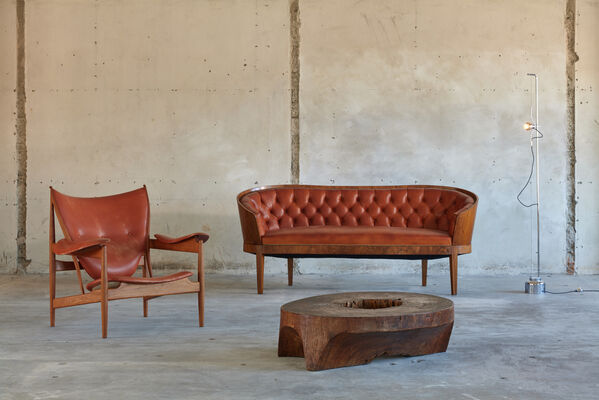Modern Cognac - A Story of Patina, installation view