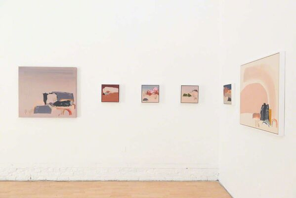"""Seonna Hong: """"Things Will Get Better"""", installation view"""