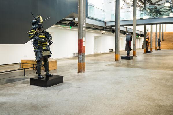 Kurobōzu/Dark Stranger, installation view