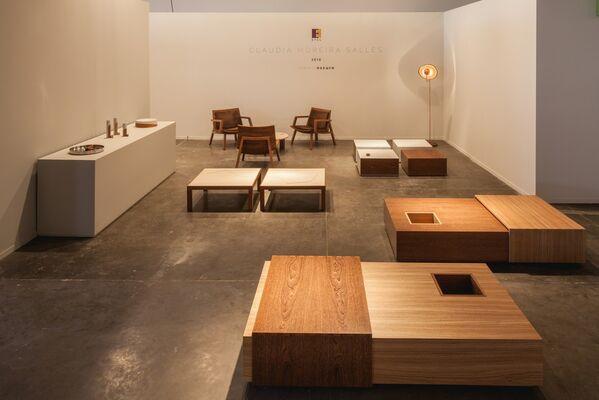 Etel at SP-Arte 2016, installation view