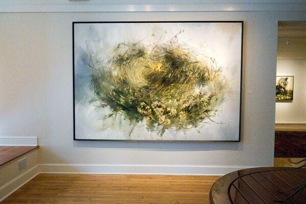 Sarah McRae Morton, installation view