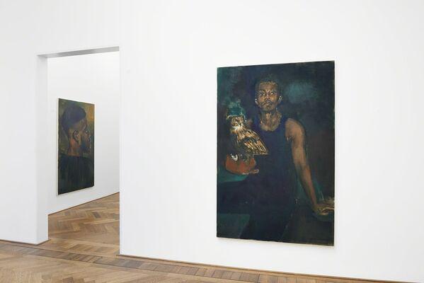 Lynette Yiadom-Boakye: A Passion To A Principle, installation view