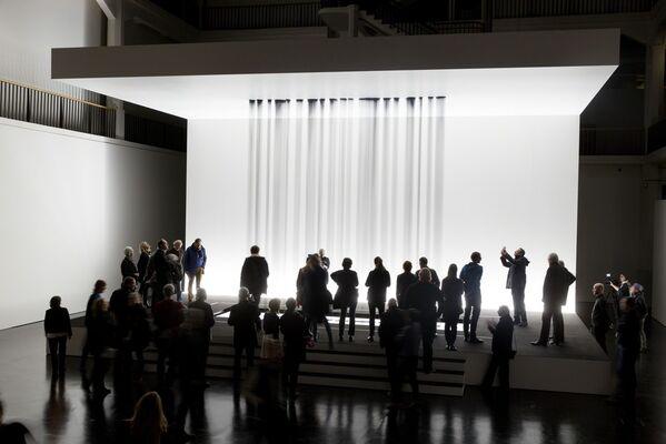 "Nawa: ""GLOBALE: New Sensorium"" @ZKM, installation view"