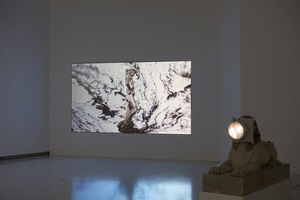 Less Than One, installation view