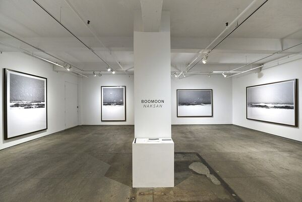 Boomoon - Naksan, installation view