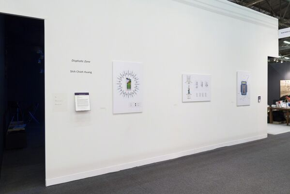 Ronald Feldman Fine Arts at The Armory Show 2016, installation view