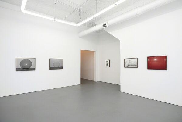 """Melanie Schiff, """"Lay, Lie, Lay"""", installation view"""