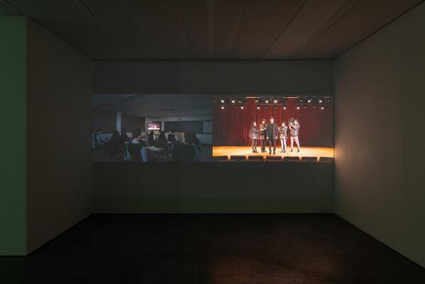 Film Screening II, installation view