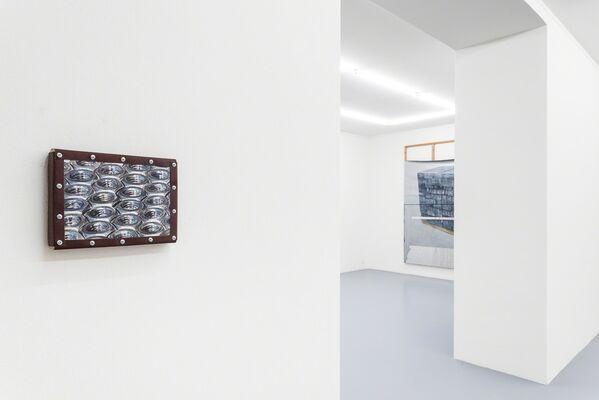 Zang Kunkun, installation view