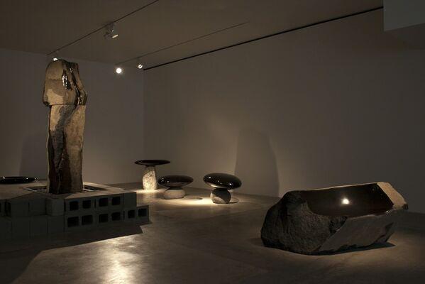 Byung Hoon Choi: Water Meditation, installation view