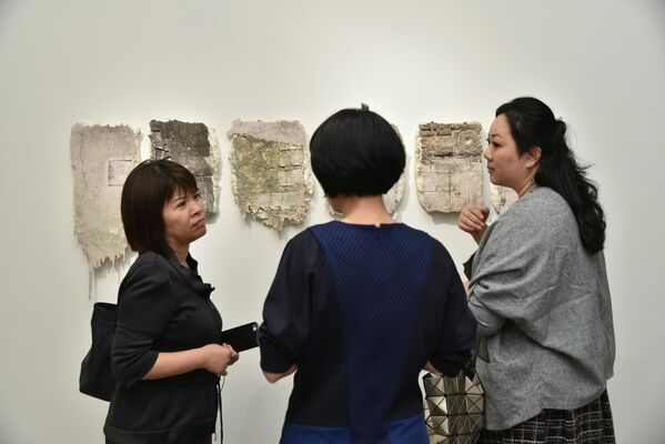 STUPIN.ORG: Kuo I-Chen Solo Exhibition, installation view