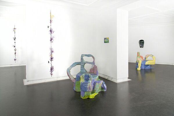Cat Scan, installation view
