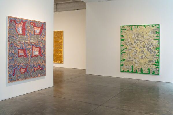 James Siena: Painting, installation view