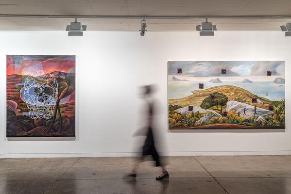 Gallerysmith at Sydney Contemporary 2019, installation view