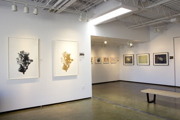 New Editions 2015, installation view