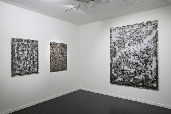 Like A Thief In The Night, installation view