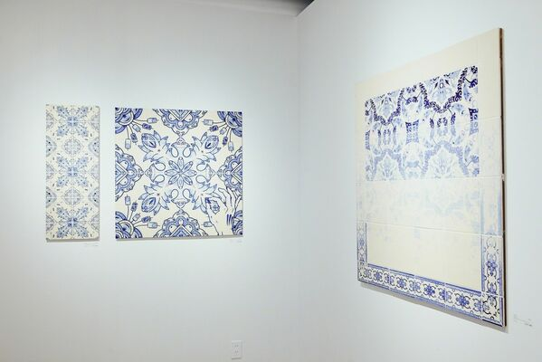 ADD FUEL : XVII-XXI, installation view
