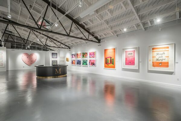 Fall Contemporary, installation view