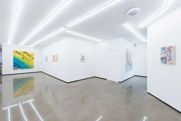 Ruth Freeman : #canitbemoreawkward, installation view