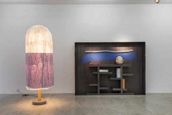 Andrea Branzi: Interiors, installation view