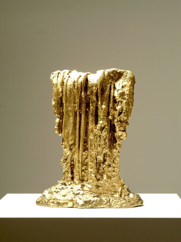 Bae Young-Whan, 'Golden TearsⅡ', 2013, Mixed Media, Gold, liquid plastic and epoxy, PKM Gallery