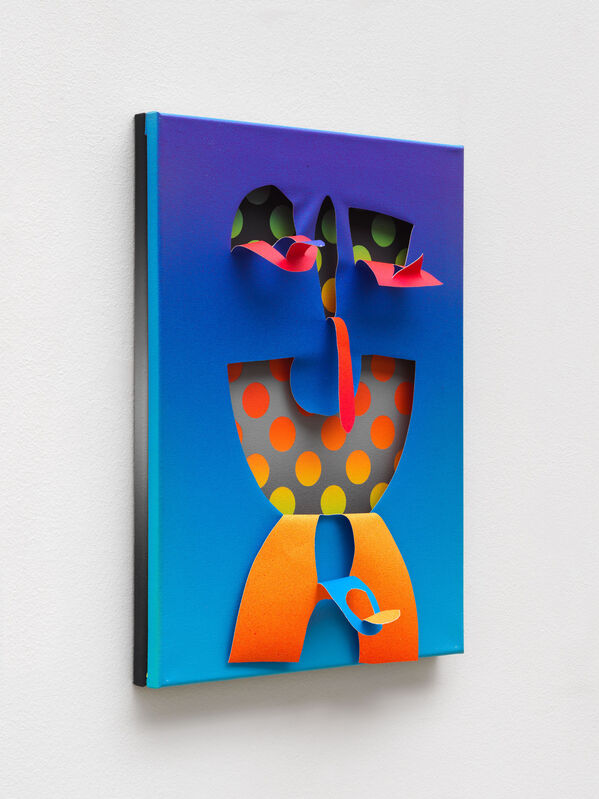 Rob Pruitt, 'Captain', 2020, Painting, Acrylic on canvas, MASSIMODECARLO