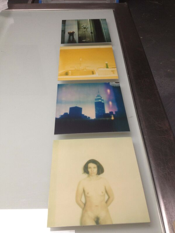 Stefanie Schneider, 'Shelbourne Hotel (Strange Love)', 2006, Photography, 4 analog C-Prints printed on Fuji Archive Paper, hand-printed by the artist, based on 4 Polaroids., Instantdreams