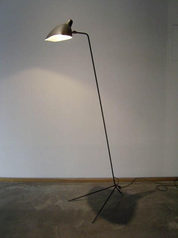 Serge Mouille, 'Standard lamp', 1953, Design/Decorative Art, Metal and painted aluminum, Jousse Entreprise
