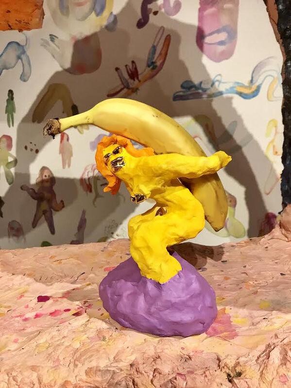 "Katie Stout, 'Unique ""Girl Fruit Holder""', 2017, Design/Decorative Art, Ceramic, R & Company"