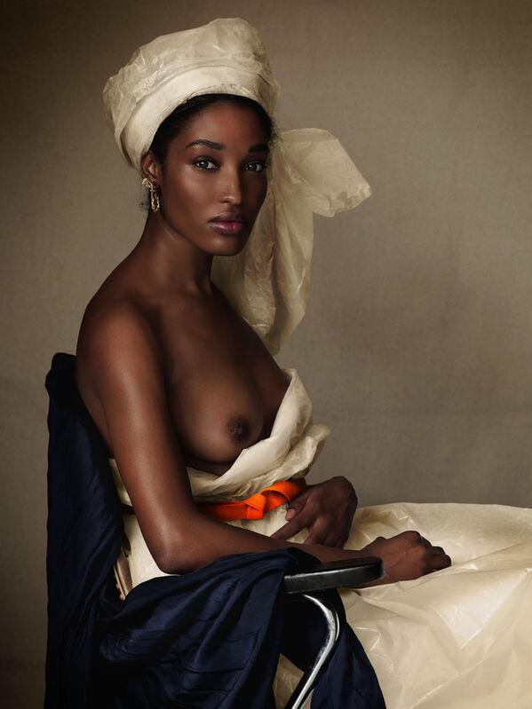Josef Fischnaller, 'Shirley', 2012, Photography, C-print, acrylic, alu dibond, Galerie Friedmann-Hahn