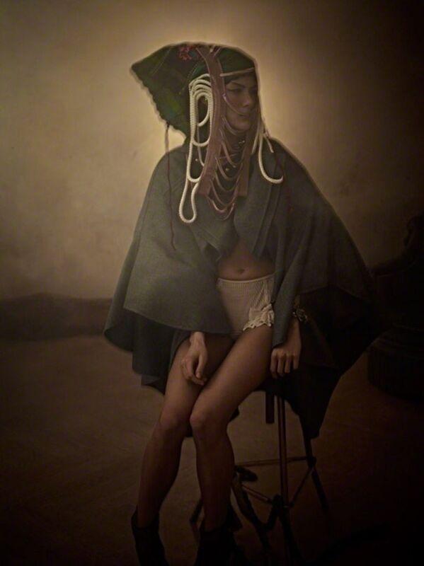Christian Schoppe, 'Costume', 2011, Photography, Pigment print, Galerie Commeter / Persiehl & Heine